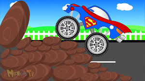 monster trucks trucks for children super trucks compilation monster trucks for children mega kids
