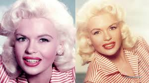 jayne mansfield blonde ambition the biggest rival of marilyn