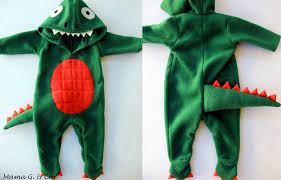 Baby Boy Dinosaur Halloween Costume Diy Baby Dinosaur Costume Tutorial Andrea U0027s Notebook