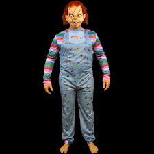 Chucky Costume Chucky Costume With Mask Hollywood Costumes