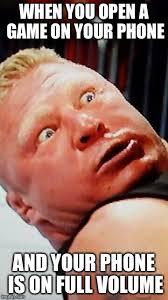 Brock Lesnar Meme - wwe brock lesnar memes imgflip