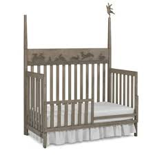 ed ellen degeneres forest animal 4 in 1 convertible crib in