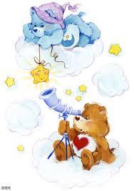 care bears bedtime bear tenderheart star gazing care bears