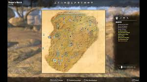 Stonefalls Treasure Map Reapers March Quest