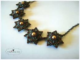 11994 best bead patterns neckles images on pinterest jewelry
