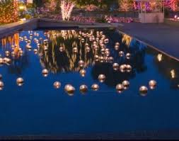 Floating Pool Light Best 25 Pool Candles Ideas On Pinterest Classic Games Room