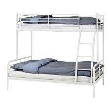 TROMSÖ Bunk Bed Frame IKEA Convenient For Limited Living Spaces - Living spaces bunk beds