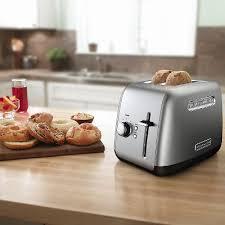 Calphalon 4 Slot Stainless Steel Toaster Calphalon 4 Slice Toaster Target