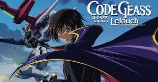 code geass code geass lelouch of the rebellion season 1 streaming
