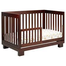 convertible crib set babyletto modo modo 3 in 1 convertible crib set in grey white