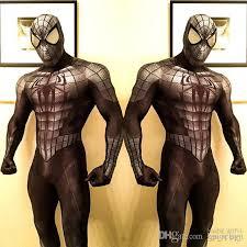 armored spider man costume 3d print lycra spandex zentai spiderman