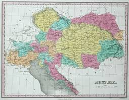 Map Austria Burgenland Related Maps Of Hungary