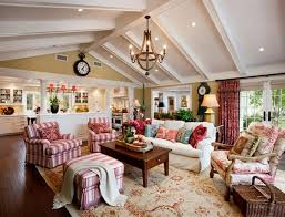 Alluring Country Style Living Room Sets Country Style Living Room - Country living room sets