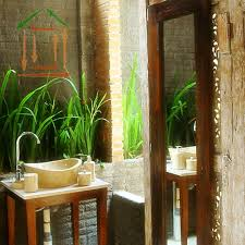 bathroom wallpaper high definition cool tropical bathroom decor