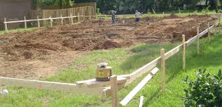 can i build my own house home site preparation for concrete
