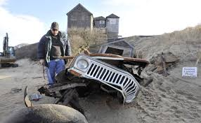 jeep wagoneer pulled from sandy tomb on ballston beach news