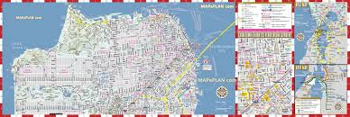 Sf Bart Map Maps Update 1200591 Tourist Attractions Map In Bay Area U2013 17