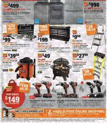 black friday 2016 ad scans home depot black friday ads sales deals doorbusters 2016 2017