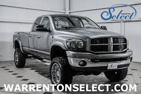 2007 dodge ram 2500 recalls 2007 used dodge ram 2500 big horn lifted at country diesels