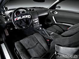 Nissan 350z All Black - 2004 nissan 350z modified magazine
