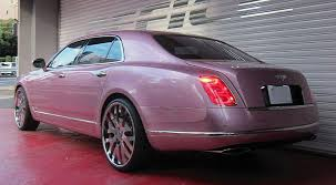 purple bentley mulsanne car bentley mulsanne on forgiato dito wheels california wheels