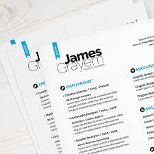 Updated Resume Examples 112 best free creative resume templates download