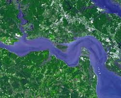 Map Of Jamestown Virginia by Space Images Jamestown Va