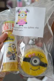minion party favors minion party for free printables craft cook