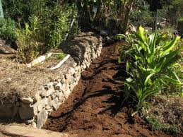 Permaculture Urban Garden Swale And Garden Bed Improvements Kendall Permaculture