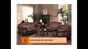 cheap living room furniture sets youtube