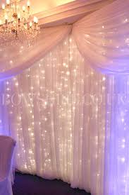 wedding backdrop hire kent wedding starlight backdrop 240 00 bows hire