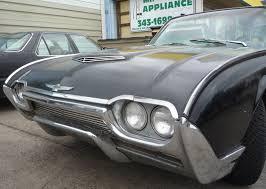 1961 Thunderbird Interior Curbside Classic 1961 Ford Thunderbird Convertible The American