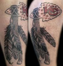 angelgalindo logo native american nfl sports kansas city chiefs