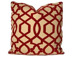 red decorative pillows for living room decor the latest home