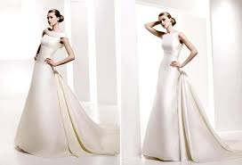 hepburn style wedding dress modest a line wedding dresses reminiscent of hepburn