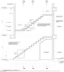 Handrail Construction Detail Process The Green Street House The Architects U0027 Take