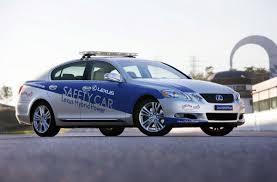 lexus hybrid vehicle lexus gs 450h becomes australia u0027s first hybrid pace car