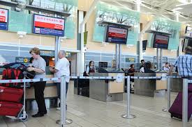 bureau air bureau d enregistrement d air canada à l aéroport de yvr