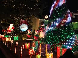 when does the great christmas light fight start great christmas light fight 2015 with animatronics the winning