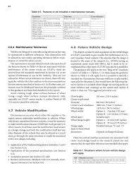 joint fleet maintenance manual chapter 4 guidance center truck performance on low floor light