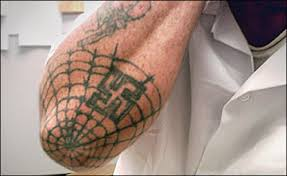 the spider web tattoo what does it mean be happy get tatted