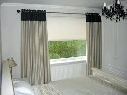 Curtain With Blinds Bedroom Curtain Ideas With Blinds Kivalo Club