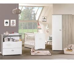 sauthon chambre bebe lit bébé 120x60 transformable naël