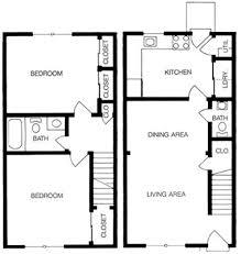 2 bedroom floorplans 1 2 and 3 bedroom apartments in richmond va floor plans