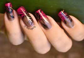 airbrush nail art images nail art designs