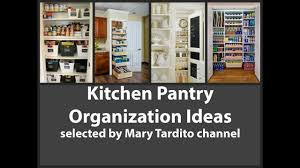 kitchen pantry organization ideas youtube