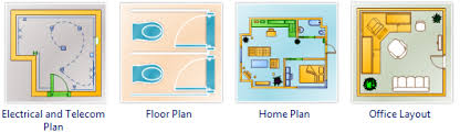 build a floor plan building plan software edraw