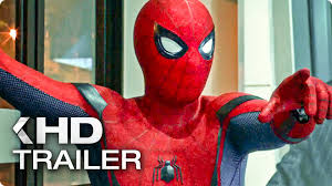 spider man homecoming trailer 3 2017