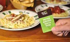 Olive Garden Never Ending Pasta Bowl Is Back - it s time to abolish the never ending pasta bowl for the win