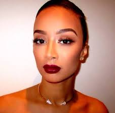 draya michele real hair length pin by lee wee on belle chantel draya slayer pinterest